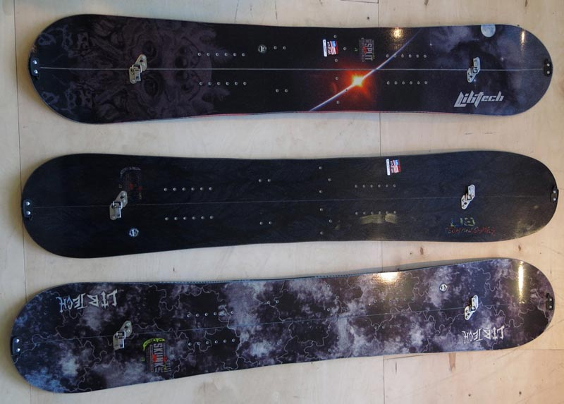 Lib Tech Splitboard Design 15-16