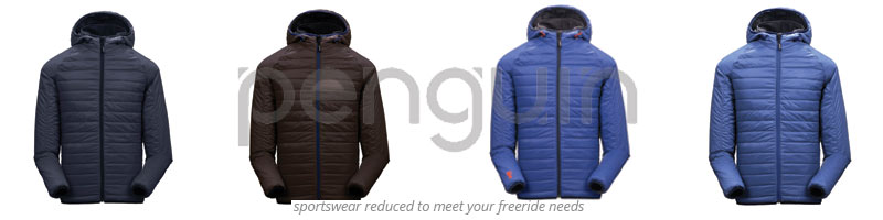 Penguin Seili 4000 Isolationsjacke