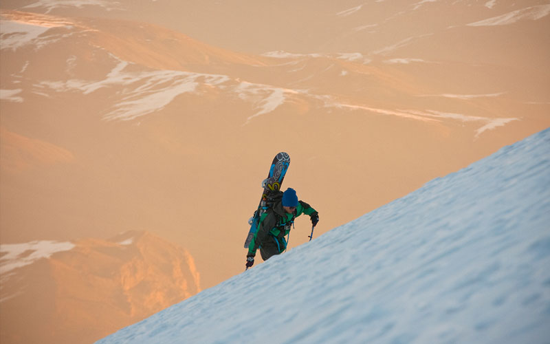 Blue Moon Splitboard Tour Chile 2