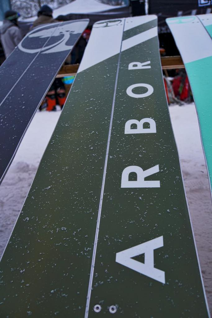 Arbor Coda Split 16-17 base