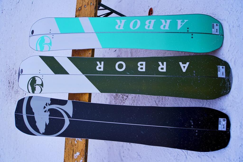 Arbor Splitboards 16-17 base