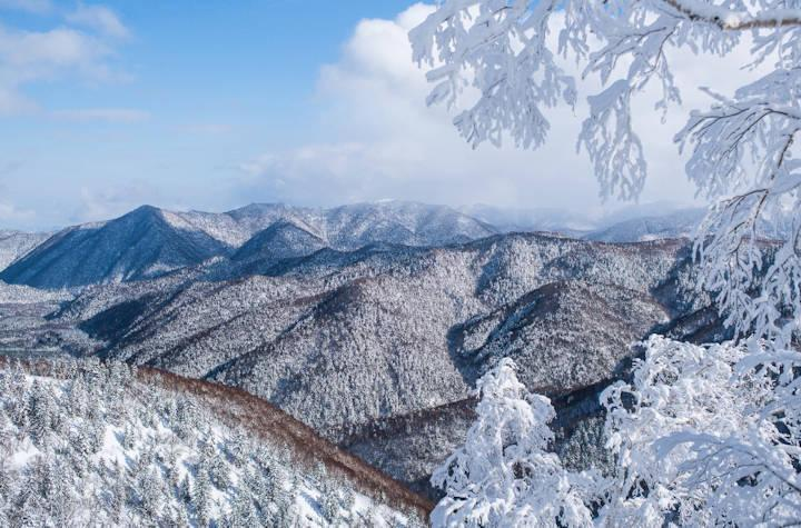 Japans mountains