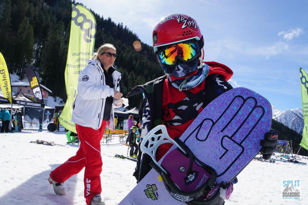 Macht top Kinder Snowboards