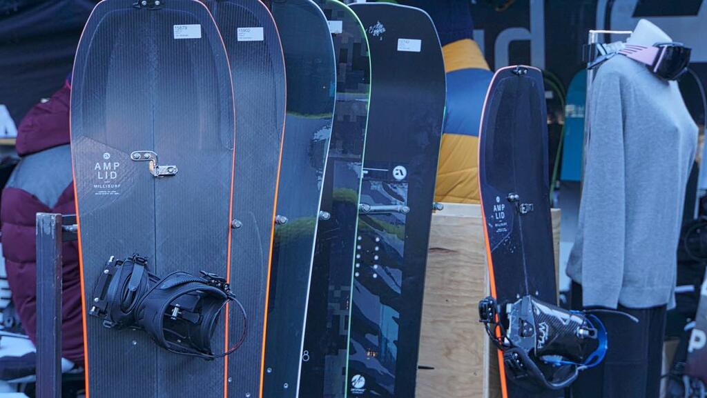 Amplid Splitboard Range Hot or Not? You decide!