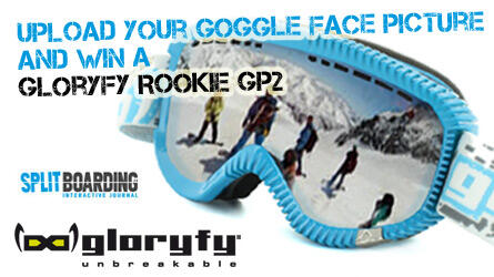 Win a Gloryfy Rookie Goggle