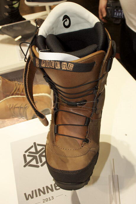 Full leather high end Splitboard Boot