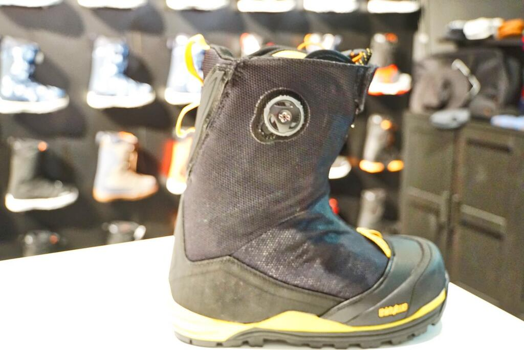 Jones Backcountry Boot side