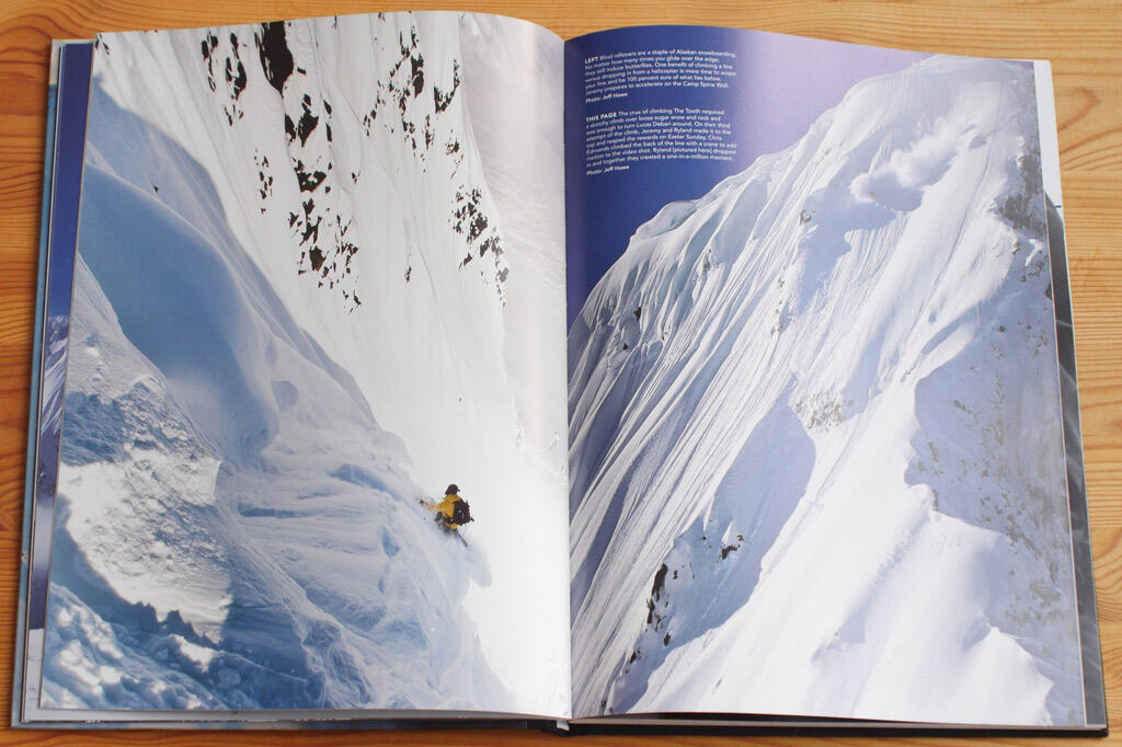 Stunning Pictures Jeremy Jones No Words for the way down
