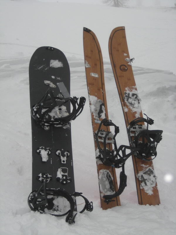 Splitboards 2014 Jones
