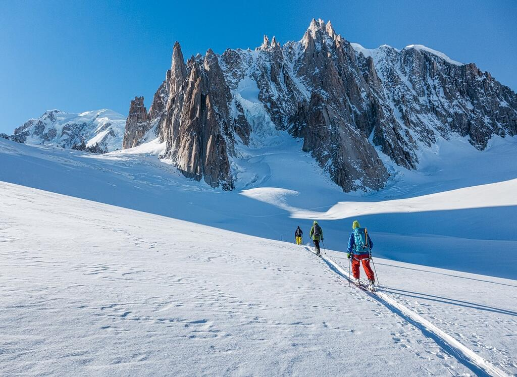 Vallee Blanche 19.12
