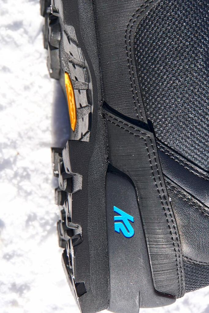 K2 Aspect Boot 16-17 detail