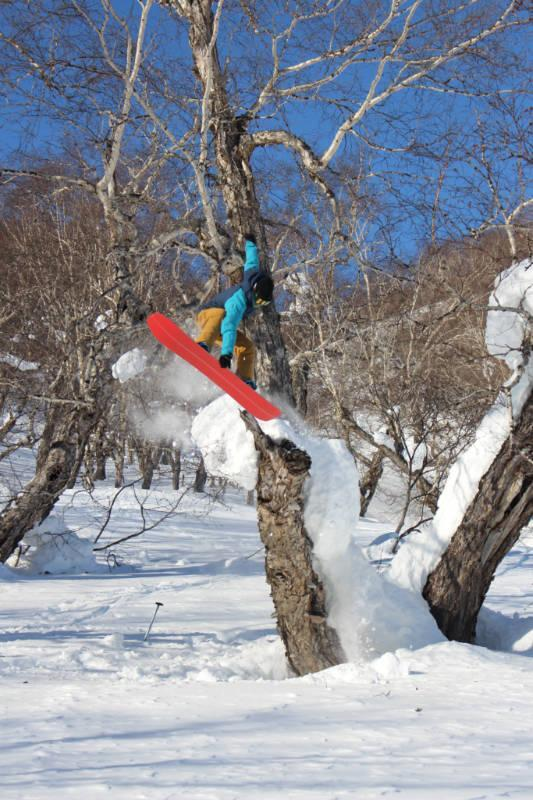 Method Air in Kamtchatka