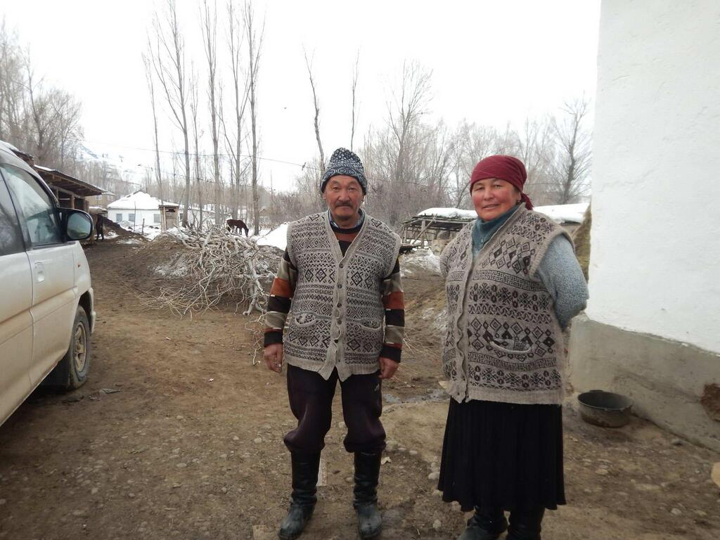 Kyrgyz - Photo: Tim