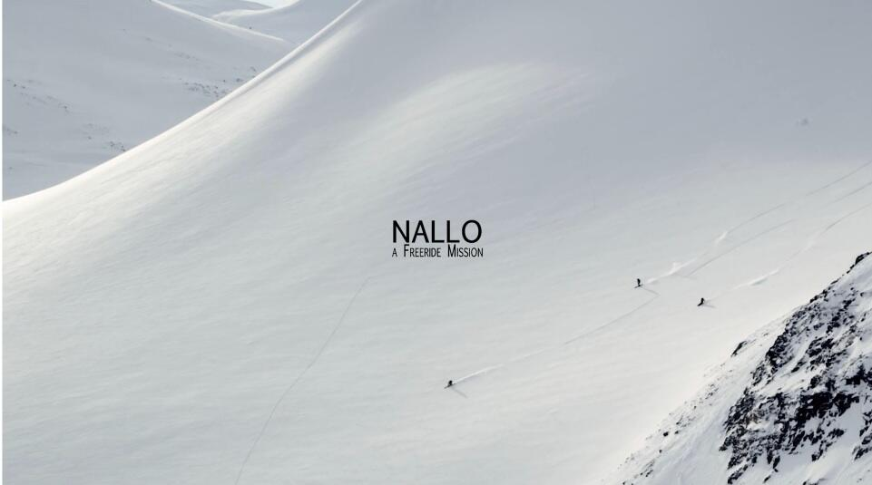 Splitboard Freeride Mission Nallo