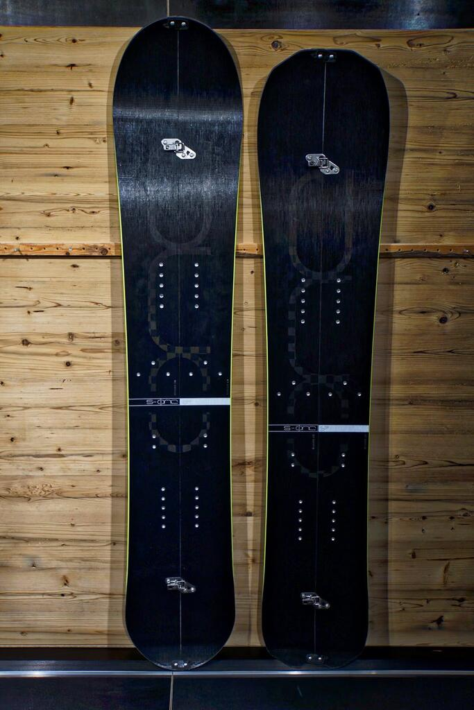 One Snowboards 16-17