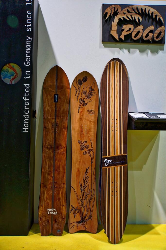 Pogo Freeride Boards