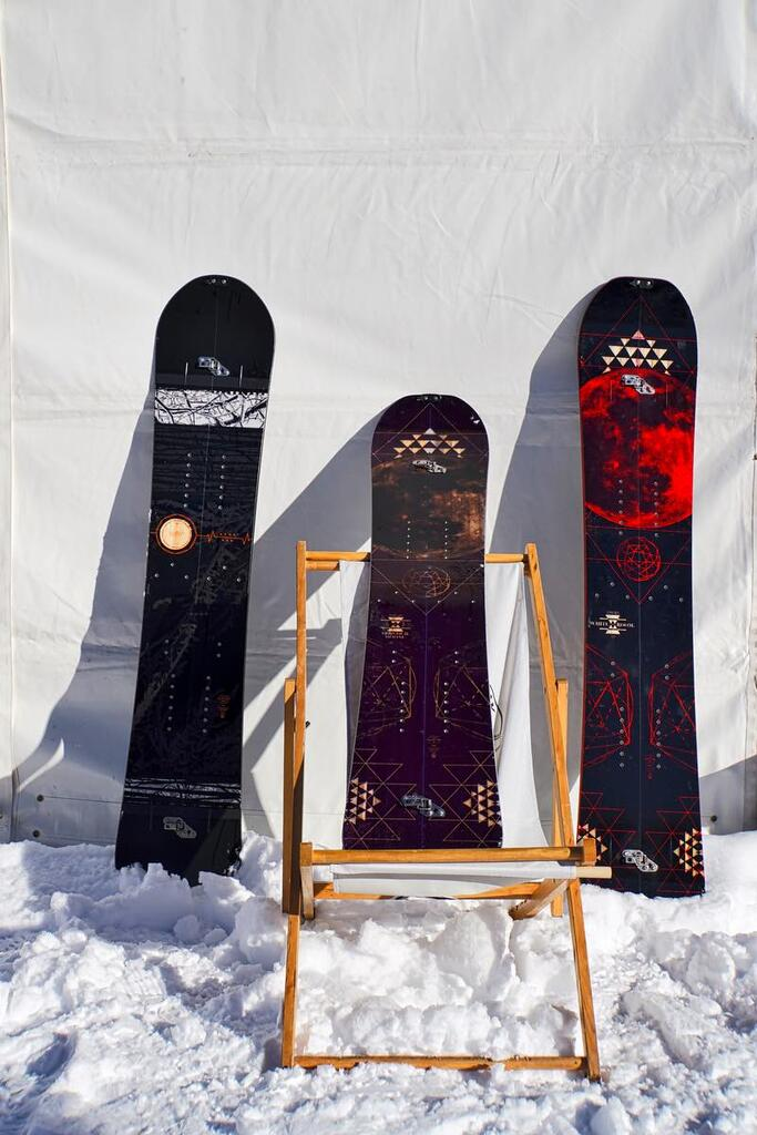 Rome Splitboard Family 16-17