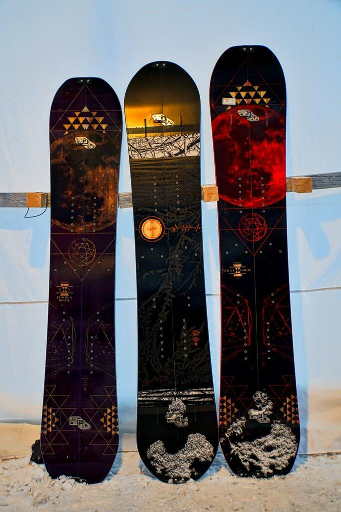 Rome Splitboards 16-17 top