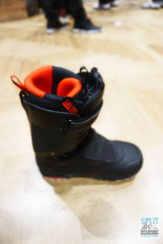 Salomon Splitboard Boot inside