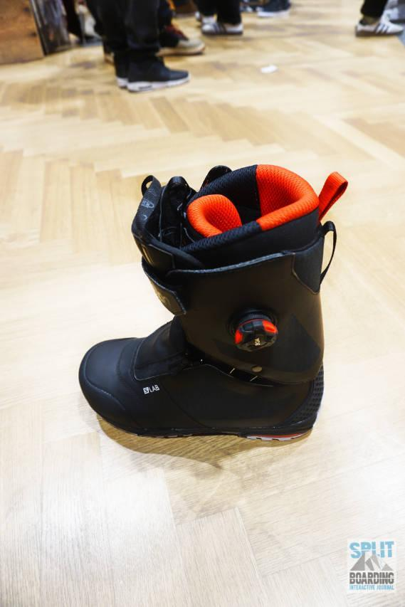 Salomon Splitboard Boot aussen