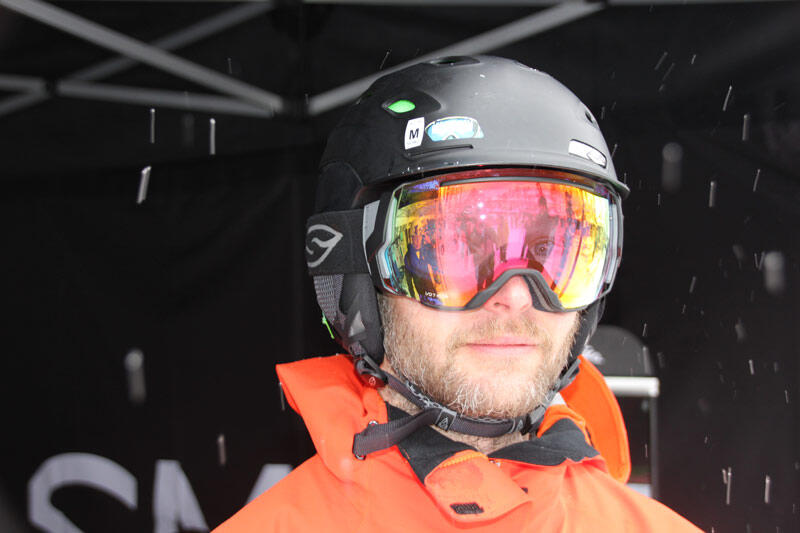 Smith Helm und Brille Top Kombo