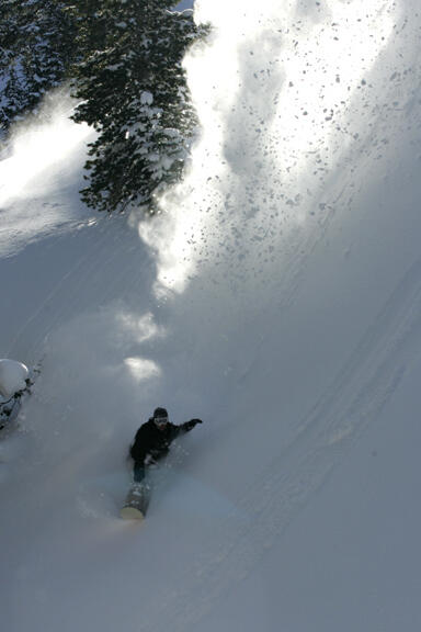 Dave Downing Deep in Powr