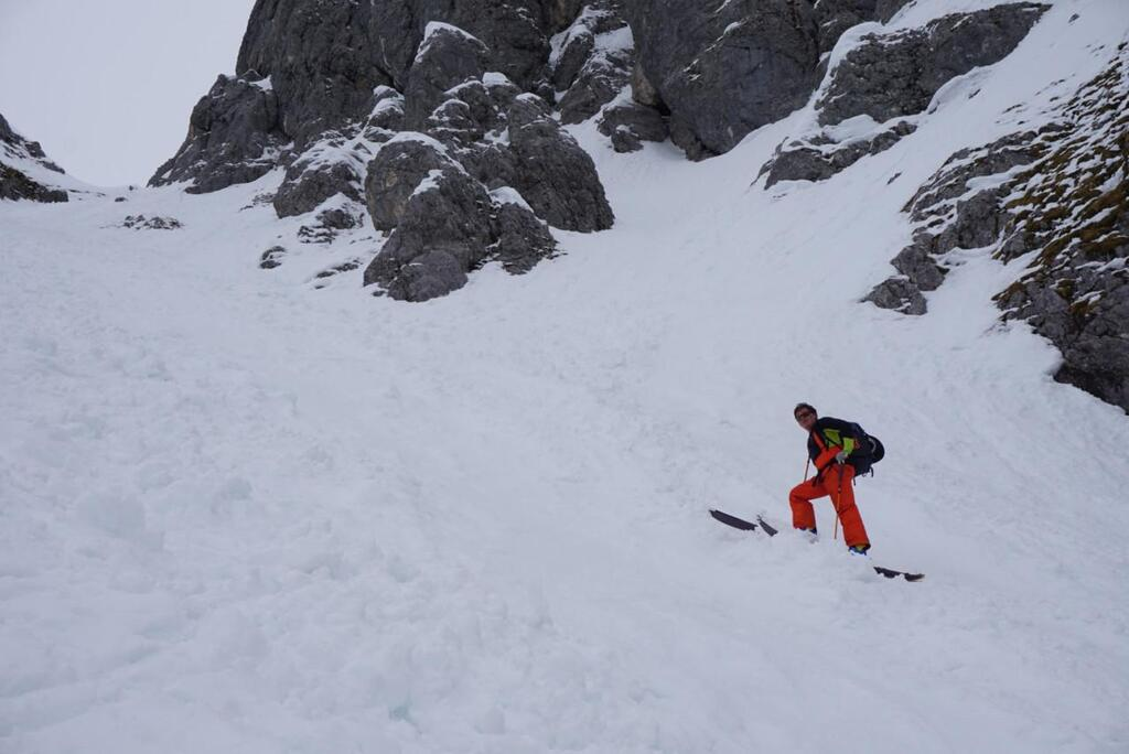 Steep at rough conditions