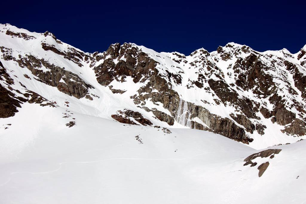 Splitboard, Attention avalanches
