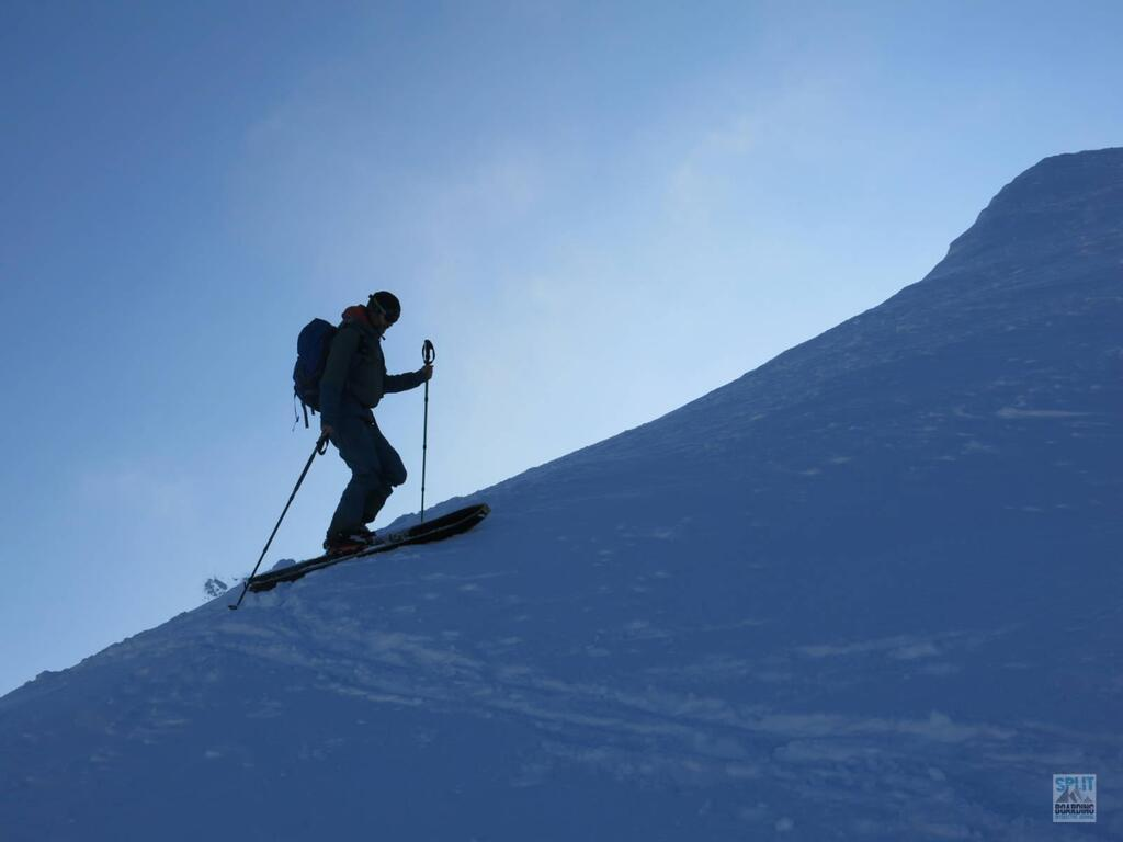 Splitboard Test 6