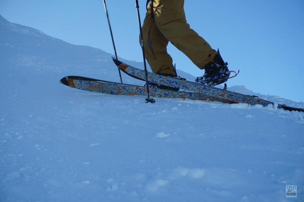 Splitboard Test 19