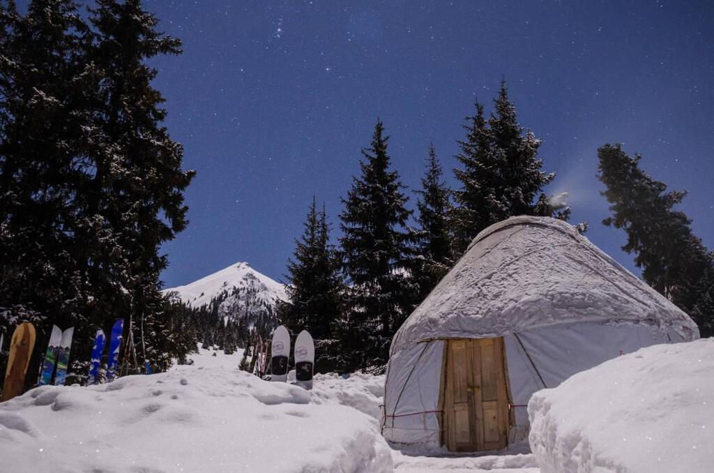 "The ""Hotel"" of 40 Tribes Backcountry"
