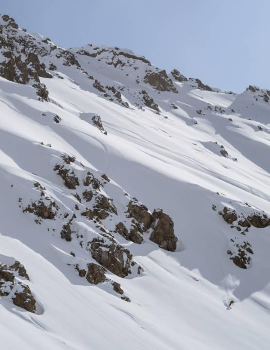 Best terrain for splitboarding