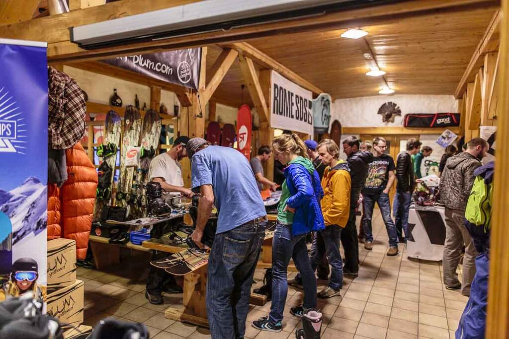 S&R is also a part of stron splitboarding feel