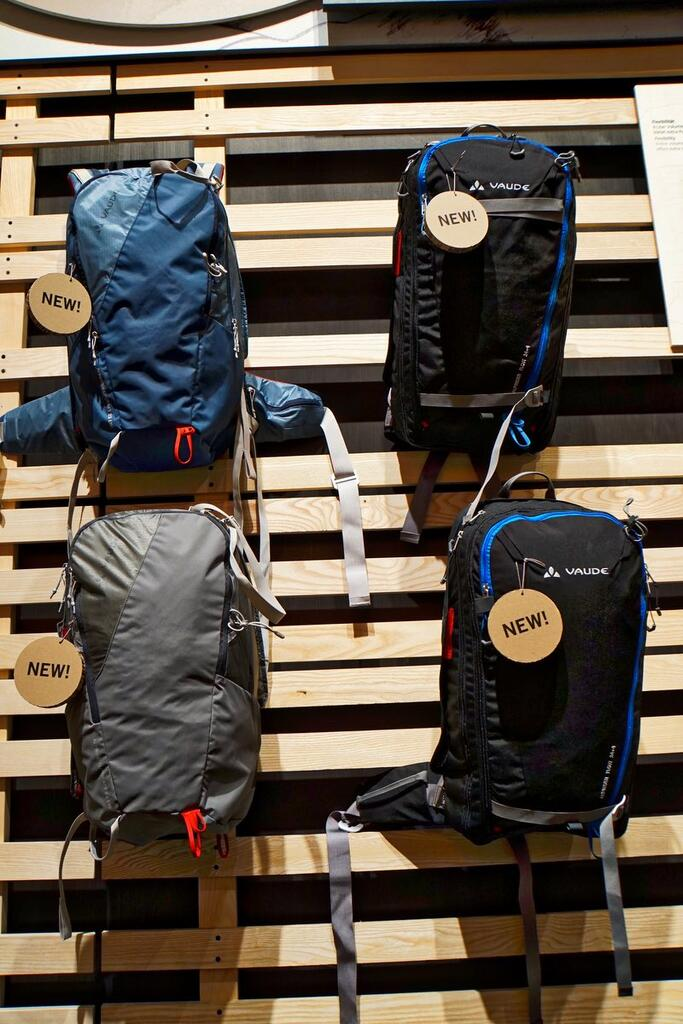 Vaude Airbag Backpack Collection
