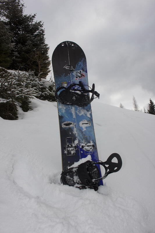 Splitboard Impression 2014