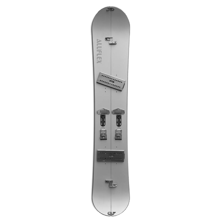 Aluflex Splitboard, semi custom made Splitboards
