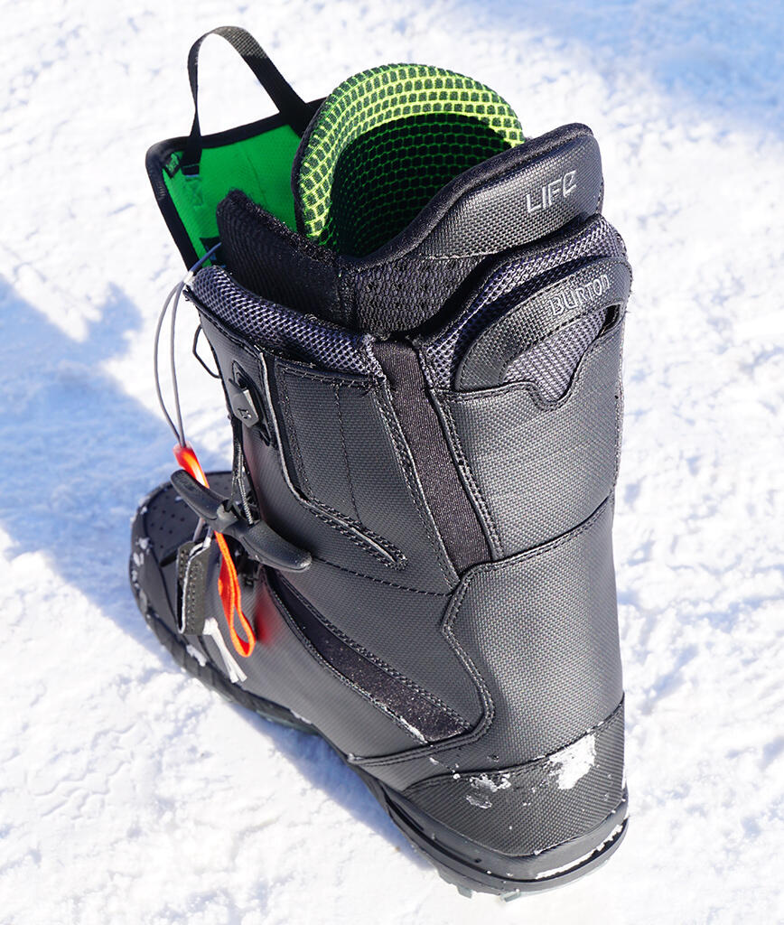 Burton Tourist Boot Back