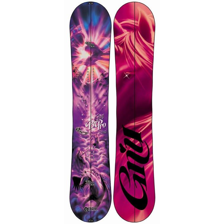 Splitboard for women B-Pro von Gnu