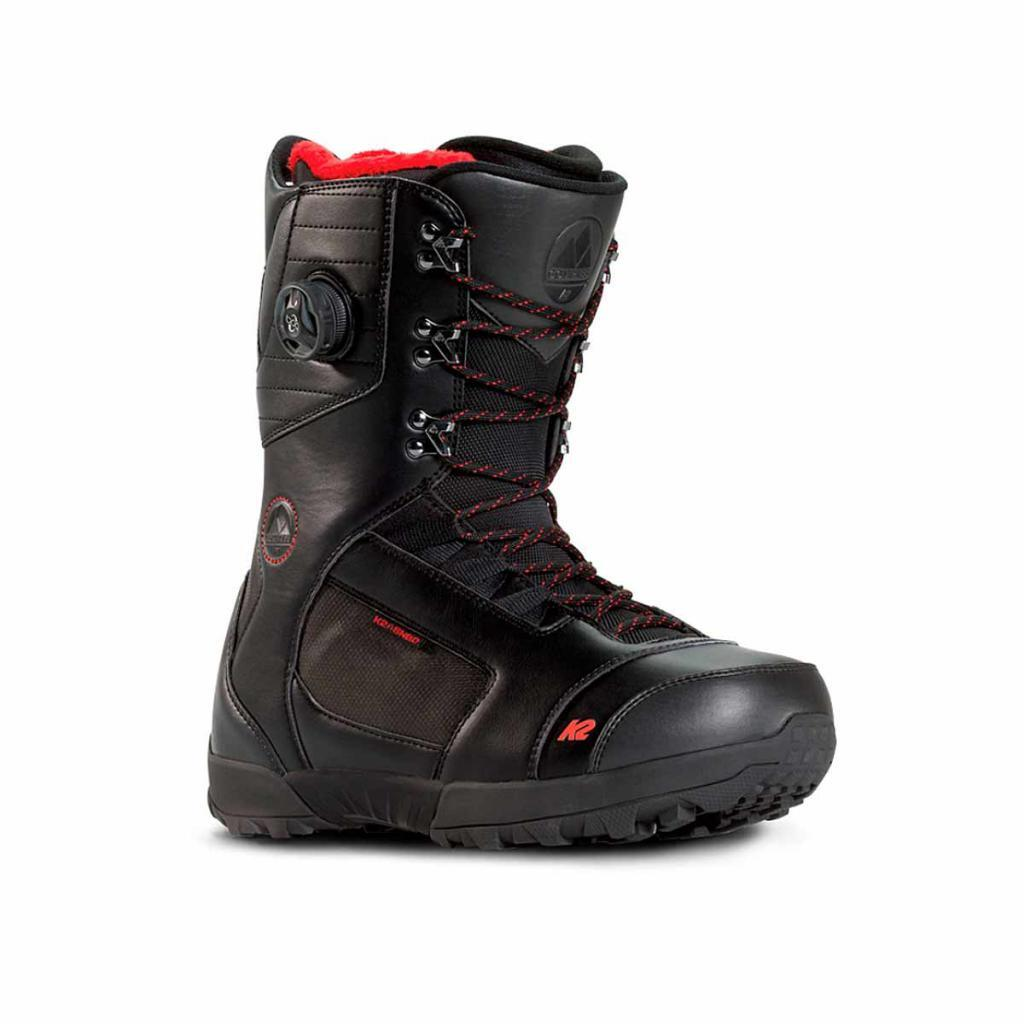 K2 Compass Splitboard Boot Kwicker 15-16 Black