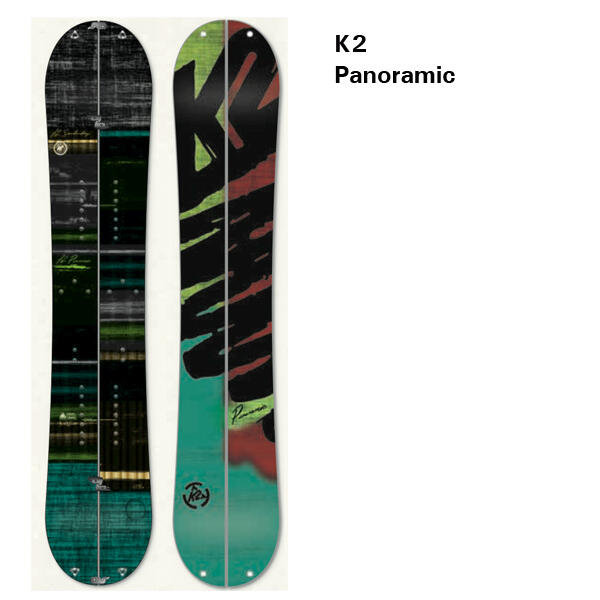 Splitboard K2 Panoramic 13-14