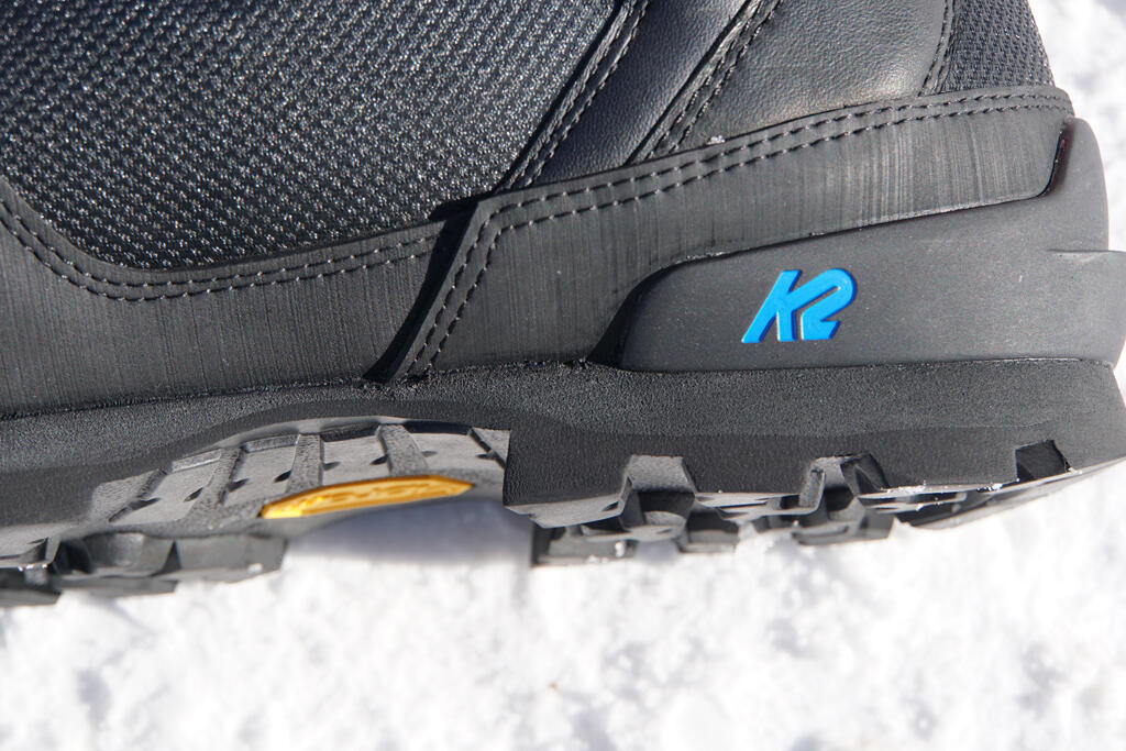 K2 Aspect Boot Detail