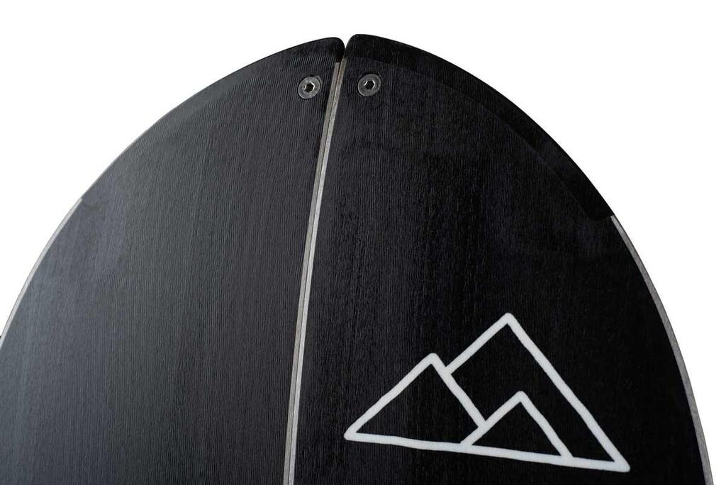 Splitboard Detail
