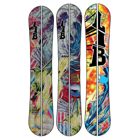 Lib Tech Splitboard T.R. pro Model