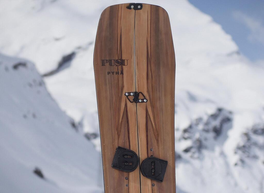 Splitboard Nose