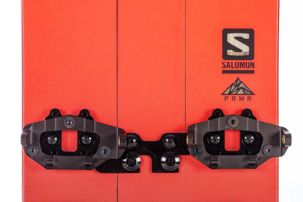 Salomon Premiere Split 16-17 Detail