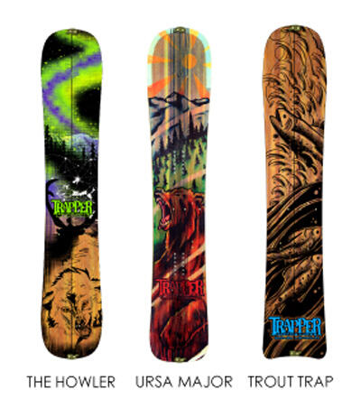 Canadian Splitboard Producers