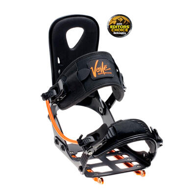 Splitboard binding with quick release Light Rail Voile