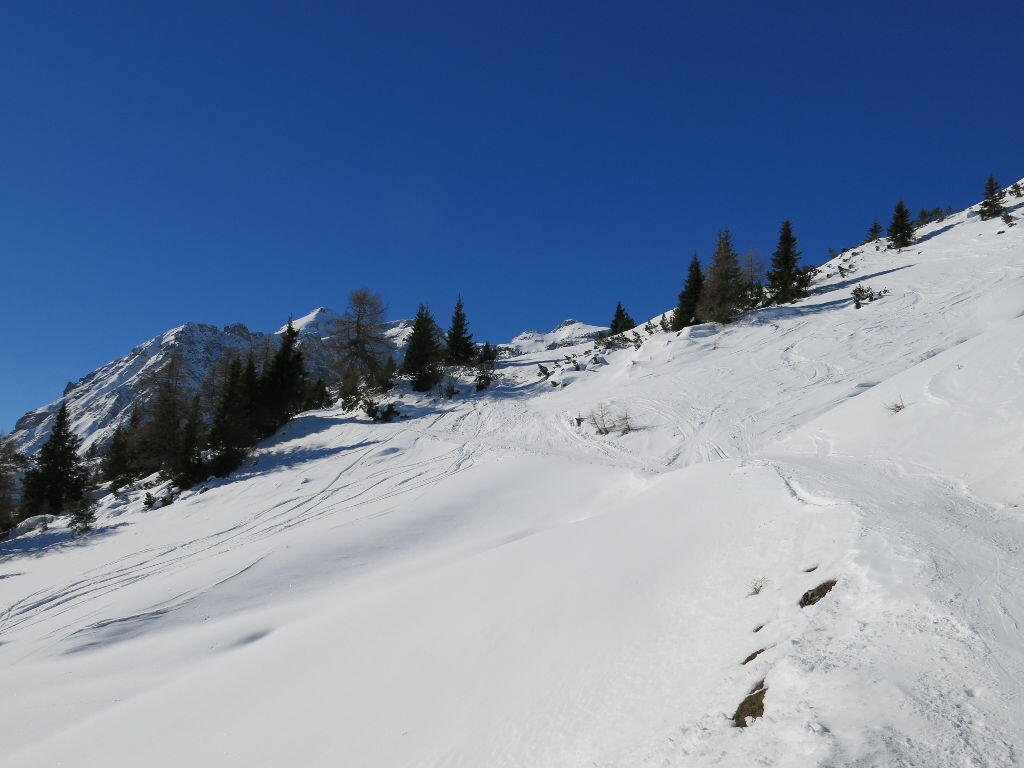 way to the high valley