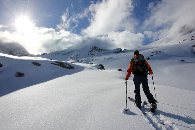 Climbing the untracked