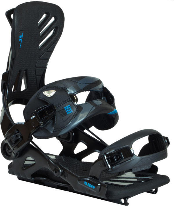 Sp Splitboard Bindung black